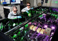世界最强激光器将再升级,功率最高可提升两倍