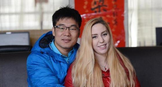 不图车和房 哈佛大学美女嫁中国小伙