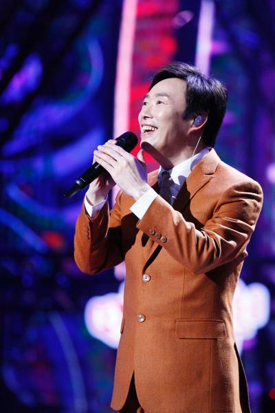 《天籁之战2》总决赛张杰张梦羽再唱嘻哈