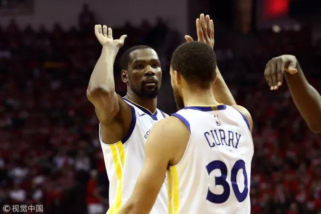 NBA-勇士4-0横扫火箭?博彩公司给出最新答案
