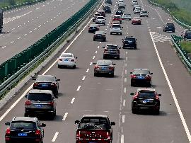 长沙司机注意! 和明路下穿绕城高速公路将管制