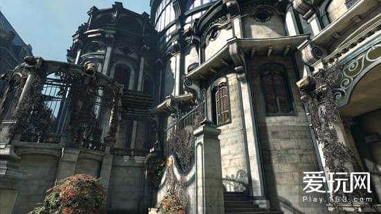 城市设计参考了19世纪末的伦敦和爱丁堡等地