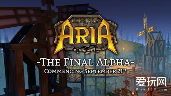 多人沙盒网游《Legends of Aria》9月21日开测