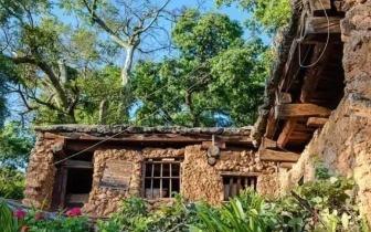 云南破烂不堪的村子 竟然来自亿年前