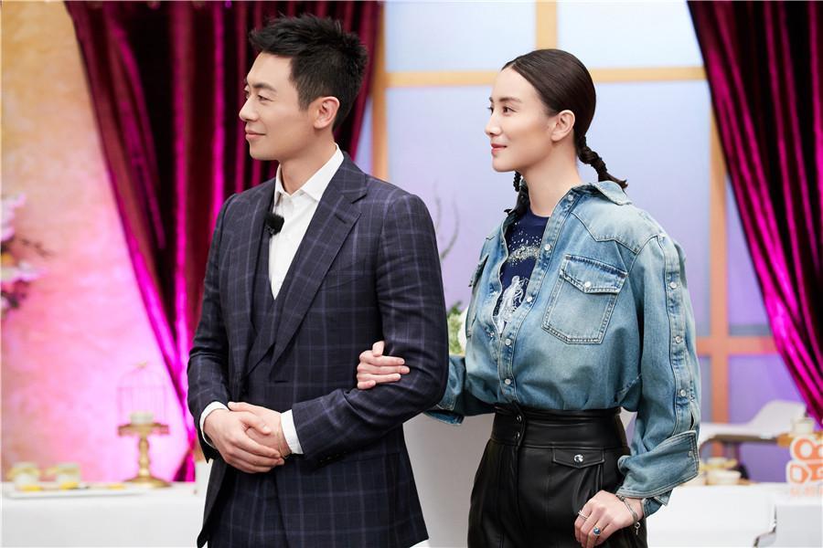 朱亚文《声临其境》搭档宋佳奉上高甜惊喜