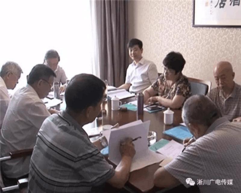 南阳市关工委领导淅川调研关心下一代工作