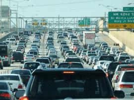 自动驾驶技术真的能缓解拥堵?
