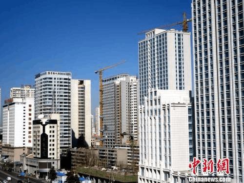 """楼市分化进入新周期:一二线""""遇冷"""" 三四线""""发烧"""""""