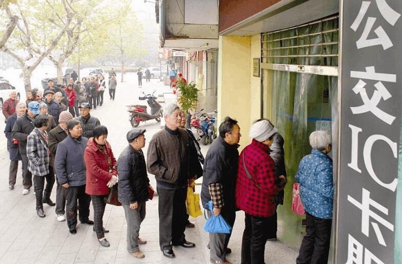 15日起荆州老年人公交乘车卡有限制 每月限乘70次