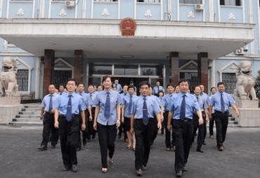 """燃烧吧!惠城区检察院来了30名""""小鲜肉"""""""