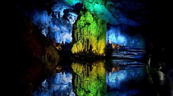 中国唯一世界自然遗产洞穴—芙蓉洞改造升级 今日亮相