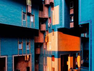 粉红色医院见过么?巴塞罗那小众建筑