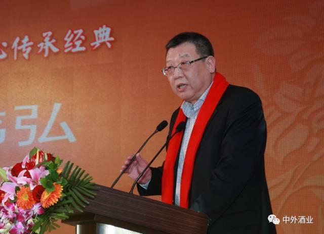 中国食品发酵工业研究院董伟弘书记