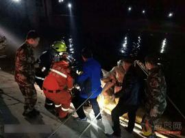 商丘市水上义务救援队两天三次紧急救援