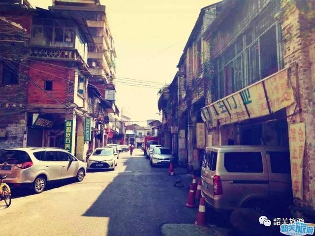 这条街历经百年变迁,残存楼宇留有老韶城味道!