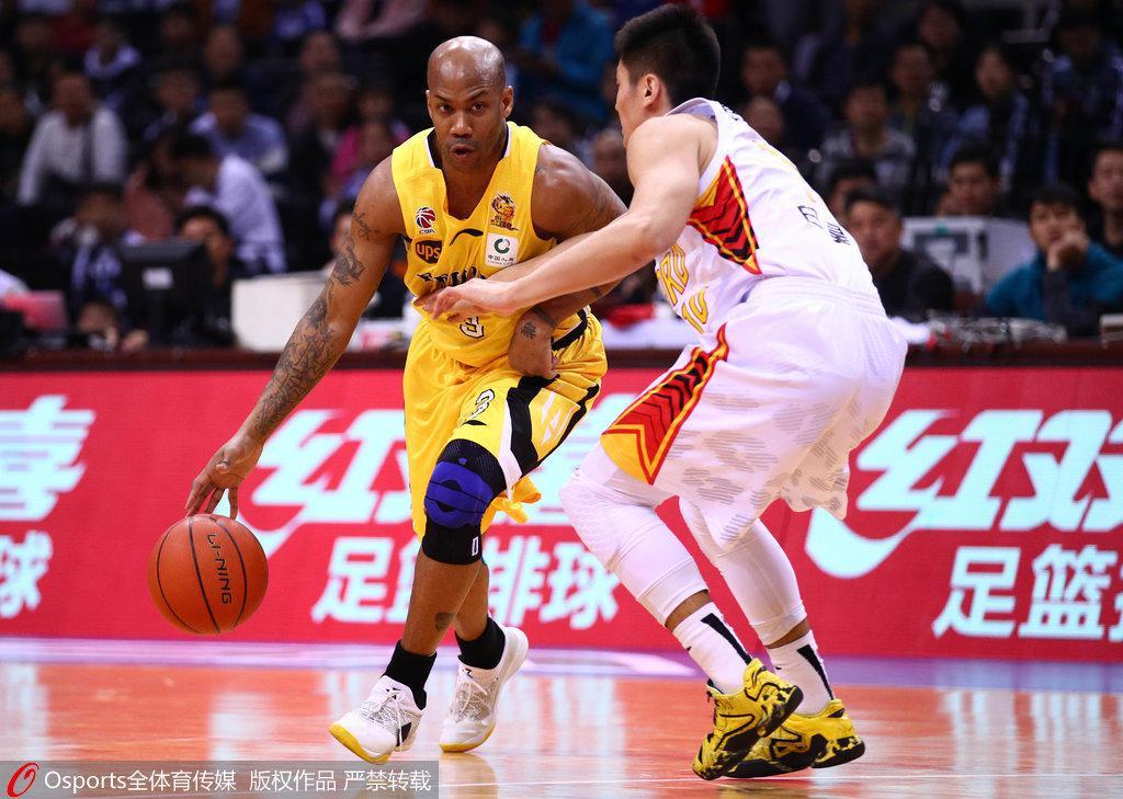 阿巴斯缺阵北控败走深圳 积分榜第12位季后赛悬了