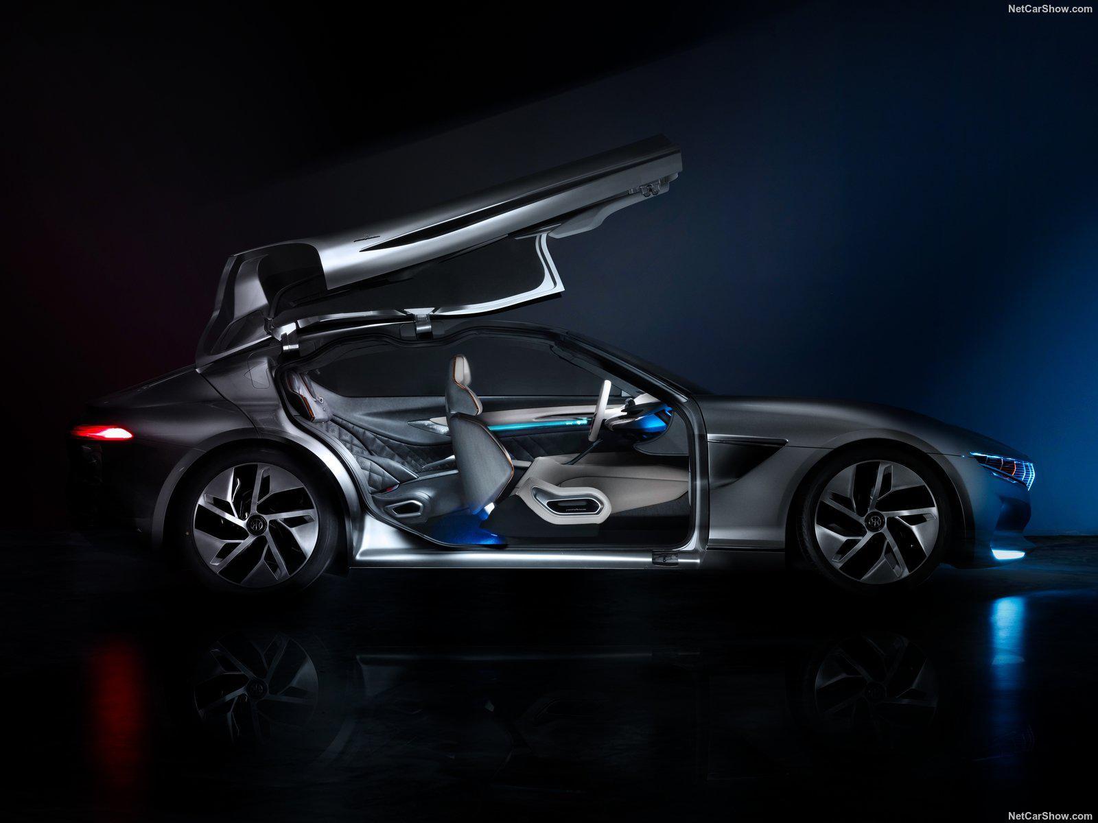 百公里加速时间2.7秒 正道发布GT概念车
