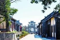 孟津卫坡古村落即将建成迎宾