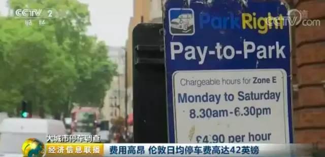 全球最贵在这停车每天400元!真的是有车开不起