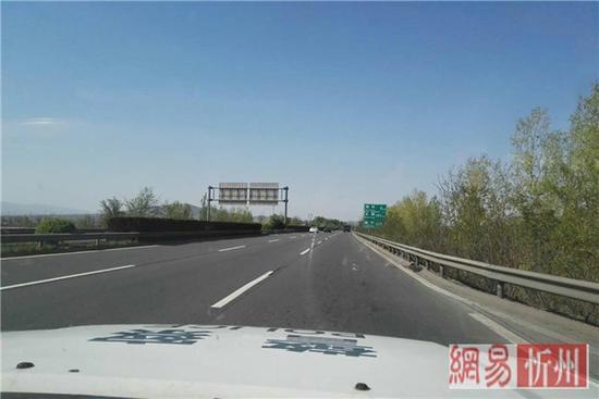 2017年5月2日山西高速公路路况信息