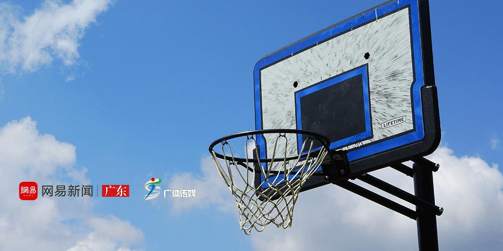 广东篮球联赛 河源农商行VS深圳华安保险