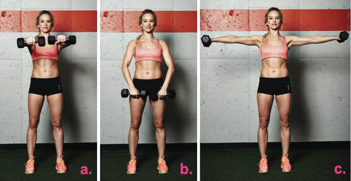 6项训练增强跑者上肢 提升跑速和效率