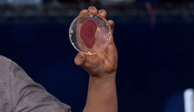 这个用苹果做人耳组织的科学家 希望科技界更开放