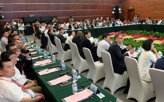 21世纪海上合作委员会第一次全体会员大会成果采撷