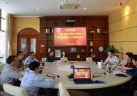 中国人民大学劳动人事学院一行到访三亚学院