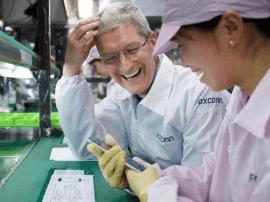 iPhone零部件需求量大 其他制造商受影响