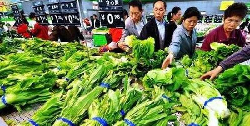 哈尔滨市13种家常菜每斤价格不到3元