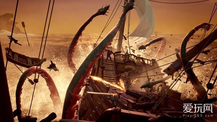包容性强! 《盗贼之海》支持15FPS最低设置