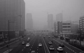 去年10月至今年2月4日 重污染天气同比减少30天