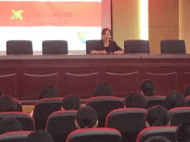 恒丰银行福州分行积极开展反假货币宣传进校园活动