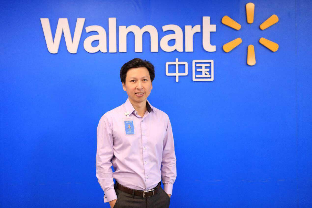 陈文渊升任沃尔玛中国总裁 曾任麦当劳台湾总裁