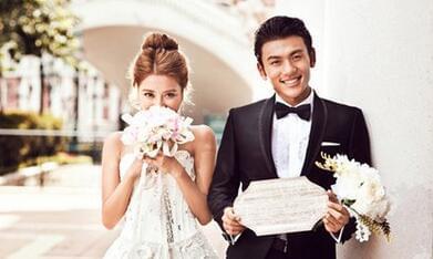 你有一场无法拒绝的婚礼 爱在蔓延婚礼秀