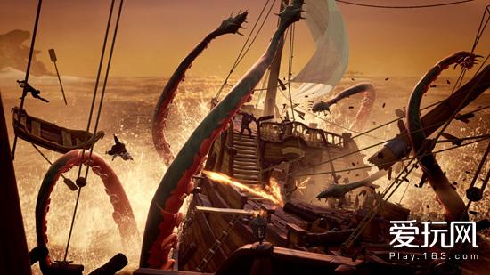 《盗贼之海》饥饿深渊五月上线 所有更新免费开放