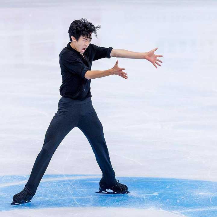 陈巍发挥正常列首位 法国冰舞组合力压冬奥冠军