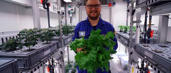 人类已经能在南极种菜,下一步会实现电影科幻?