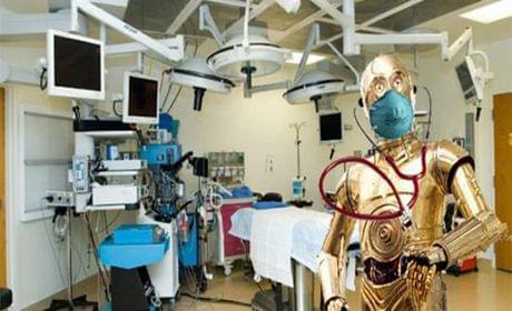 美国设计开颅机器人医生