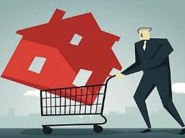 房企很忙:一边忙拿地卖房 一边忙降负债