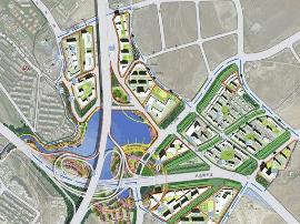 老城区改造提升 东大梁片区将建体育运动水景公园
