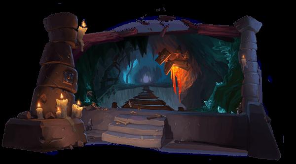 炉石传说官方发布新扩展包背景故事《老狐狸马林》