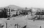 老照片:东北苏杭 丹东 1930年代