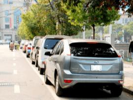 南昌:临时占道停车场10月1日起实行新收费标准