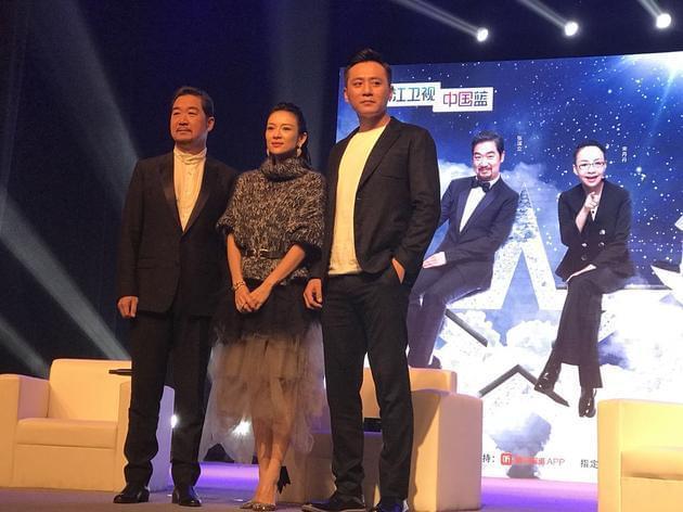 章子怡澄清与刘烨节目争吵:是表演,可能我演太像