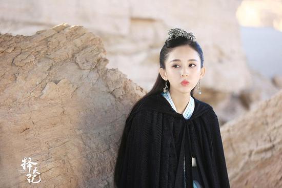 娜扎饰徐有容