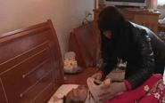 女子照顾患病丈夫多年 因口角离家出走