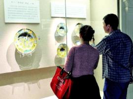 山西博物院开启意大利陶瓷艺术展