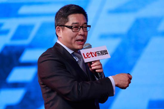 刘建宏:有人认为我去乐视体育幼稚 可我不这样想